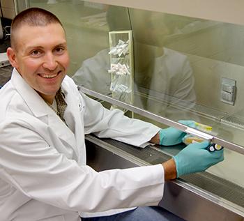 Dr Ben Hause Kansas State